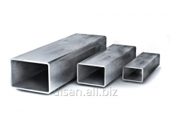Pipe profile electrowelded 25х25х1.5-2.5
