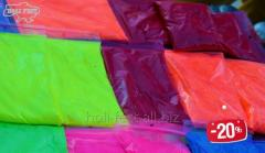 Powder for festivals of paints Care (Holi Fest),