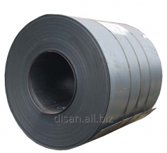 Hot-rolled roll of CT0
