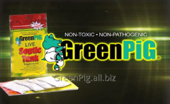 Антисептики для выгребных ям - GreenPig Solutions