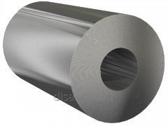 Hot-rolled roll 09G2, 09G2D, 09G2S