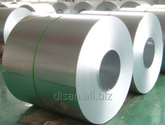 Hot-rolled roll of S275JR