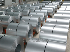 Hot-rolled roll of 20 KP PS