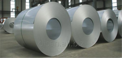 Hot-rolled roll of 15 KP PS
