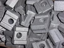 Castings from tool steel. Steel casting of St.