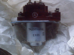 Contactor of TKD-533DOD