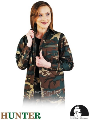 Shirt protective female camouflage LH-HUNKO MO