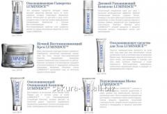 "Cosmetics of ""Luminesce"" / the"