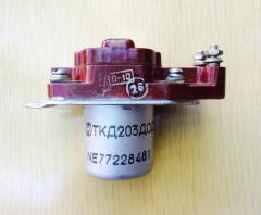Contactor of TKD203DOD