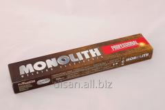Electrodes Monolith F.3mm (pack =2,5kg)