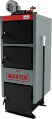 Твердотопливный котел Мартен 17 кВт.