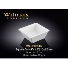 Емкость для закусок 100х35 мм Wilmax