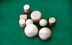 Ceramic alyubitovy spheres