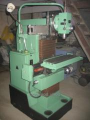 Milling machine 6B75V, Electric tool