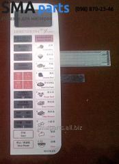 Клавиатура, сенсорная панель Panasonic NN-C781JFS