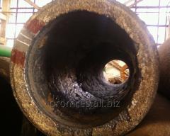 Pipes tsentrobezhnolity of constructional and