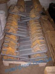 Boot brake hump 8739.00sb