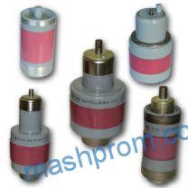 Vacuum condenser of variable capacity KP1-25