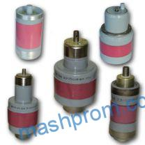 Vacuum condenser of variable capacity KP1-34-1