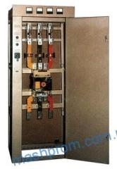 Panel of switchboards ShchO70