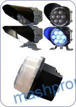 System LED svetooptichesky light dwarf of