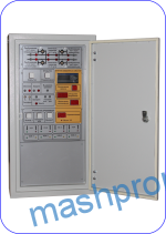 Guard of the crossing alarm system and control of
