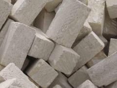 Crimean rakushnyak, shell rock Crimean, stone