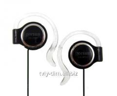 Earphones Gorsun GS-AT01, Black