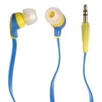 Defender Juicy MPH-811 earphones yellow-blue