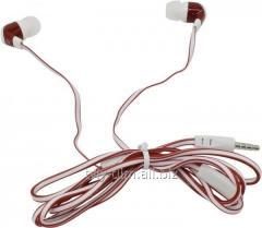 Defender Pulse 430 White/Red earphones