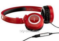 AKG K 430 Red earphones