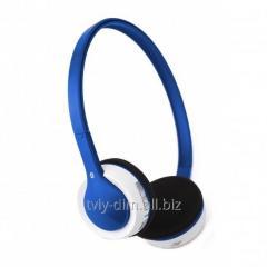Font of Gmb Audio BHP-KBP-B blue