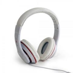 Font of Gmb Audio MHS-LAX-W white