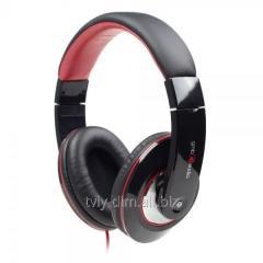 Font of Gmb Audio MHS-BOS glossy black