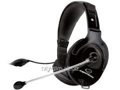 Font of Esperanza Headset EH101 Black