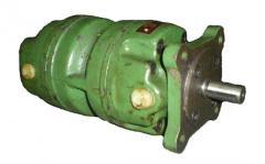 Насос масляный гидравлический мод. 6БГ-12-41а 5,5л