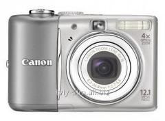 Camera digital Canon PowerShot A1100 IS Silver