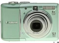 Camera digital Canon PowerShot A1100 IS Green