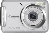 Camera digital Canon A480 (SD-card) Silver