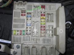 Block of safety locks Renault Clio II 8200387289