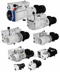 Vacuum pumps AT