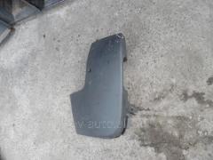 Bumper canine back left lower Opel Vivaro