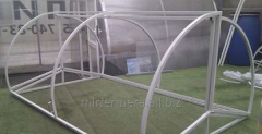The mini-greenhouse for seedling and vegetables