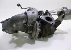 Compressor pressurization (turbine) of