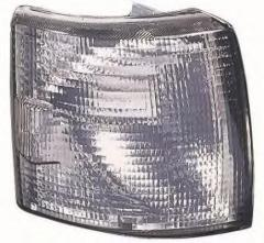Lamp of the index of turn, white, right, VW T-4,
