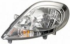 Main headlight left, Renault Trafic/Opel Vivaro,