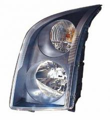 Main headlight, right, VW Crafter, 2006>,
