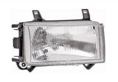 Main headlight, right, VW T-4, Depo 441-1114R