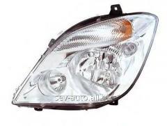 Main headlight left Alkar 2765966