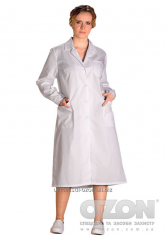 "Dressing gown female ""Laboratory"